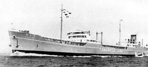油槽船(川崎神戸・三井物産)