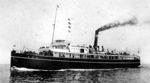 大阪商船九州航路-明治後期